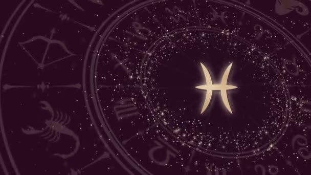 Sternzeichen Fische und Horoskoprad
