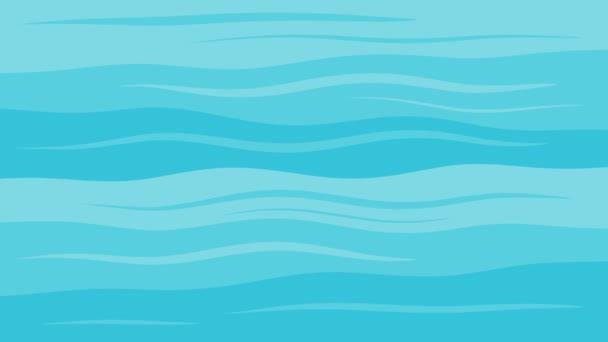 světle modré pozadí abstraktní s vlnami