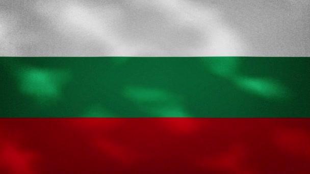 Bulgarian dense flag fabric wavers, background loop