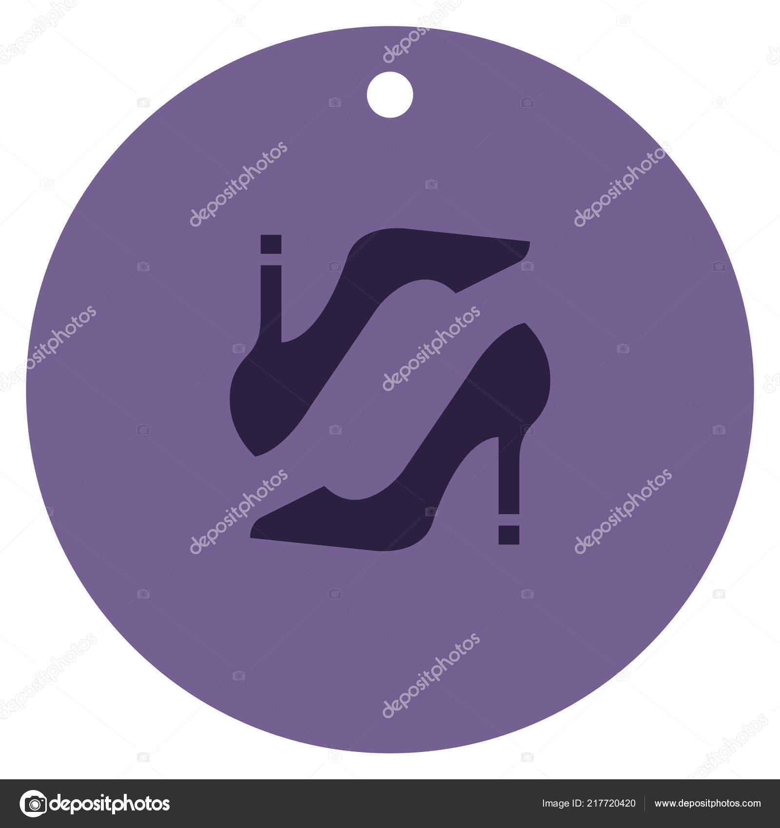 5d193a74e76e36c Женская Чистка значок с модными символом для магазина одежды. Силуэт  женской обуви значок для приложения, Интернет магазин женского бизнеса,  магазина знак и ...