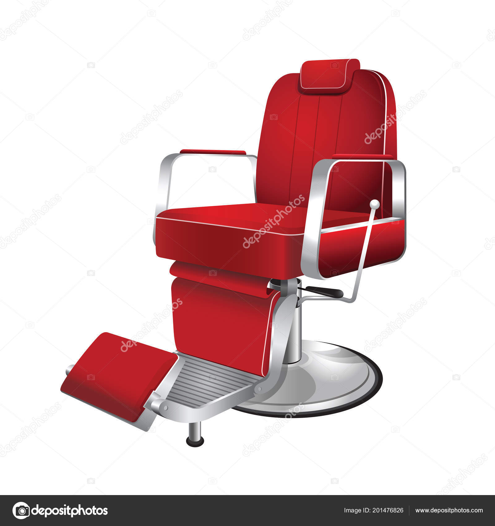 Magnificent Barber Chair Vintage Stock Vector C Puaypuayzaa 201476826 Pabps2019 Chair Design Images Pabps2019Com