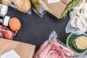 Zdravé denní dodávky jídel