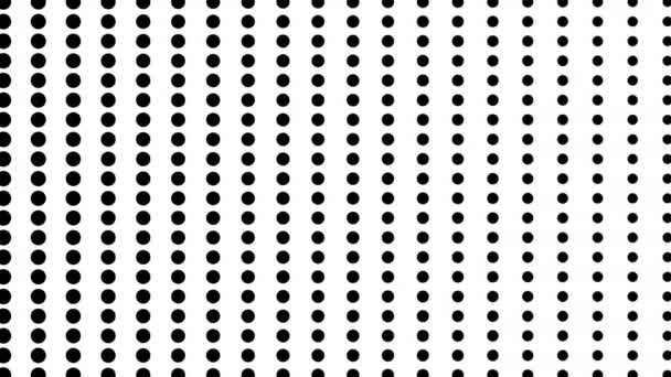 Polovina tón mnoho teček, počítačem tvořil pozadí abstraktní, 3d vykreslení