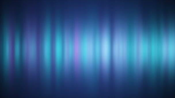 Gyönyörű hullámok világítás, gyönyörű hatása a tervezési projektek, 3D renderelés számítógéppel generált hátteret