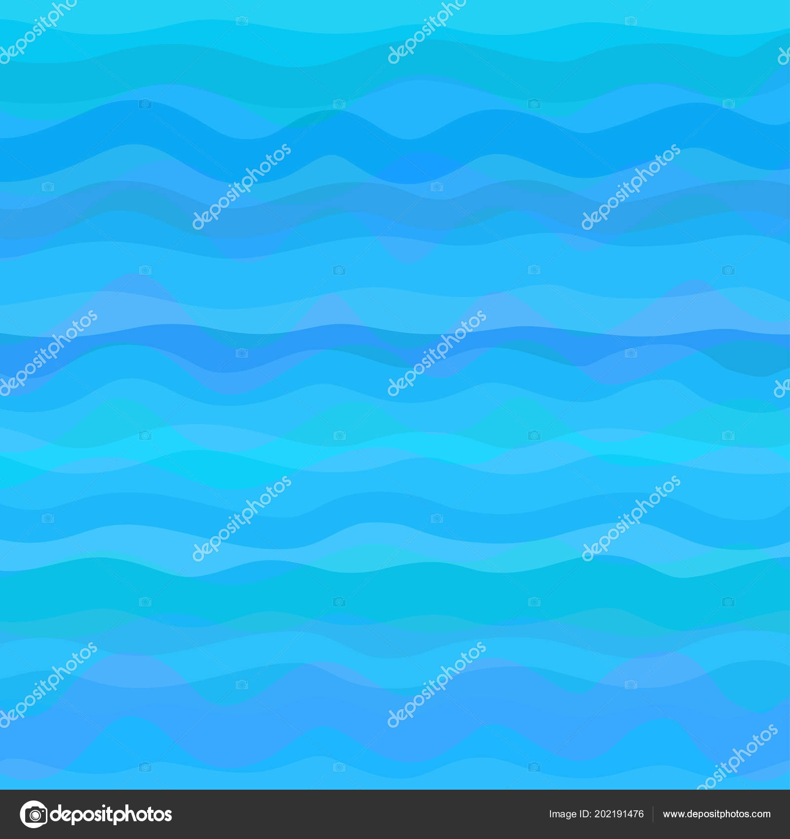 Abstract Sea Wallpaper Surface Cute Background Cold Colors Pattern