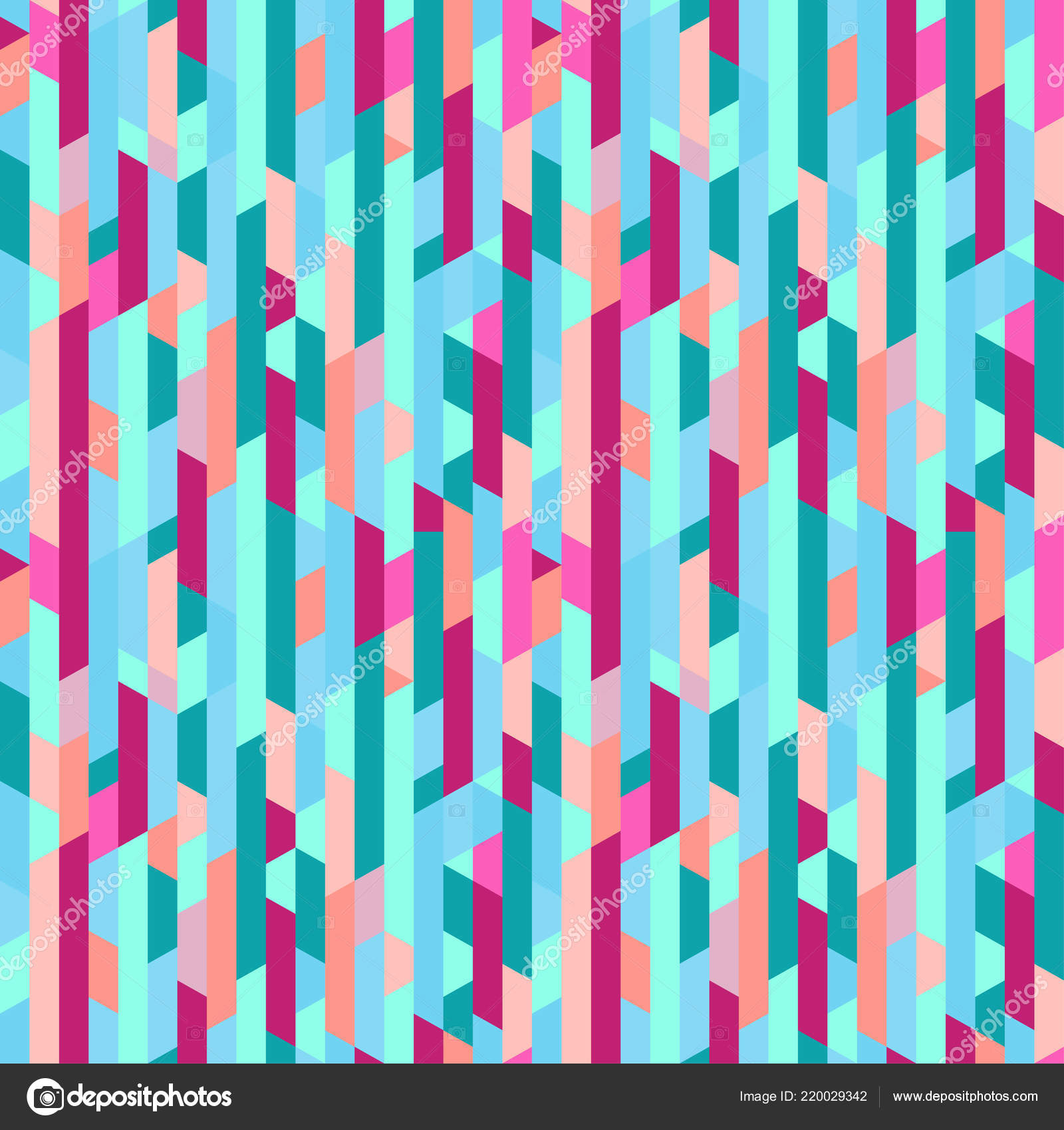 Polygonal Pattern Abstract Geometric Wallpaper Surface Striped