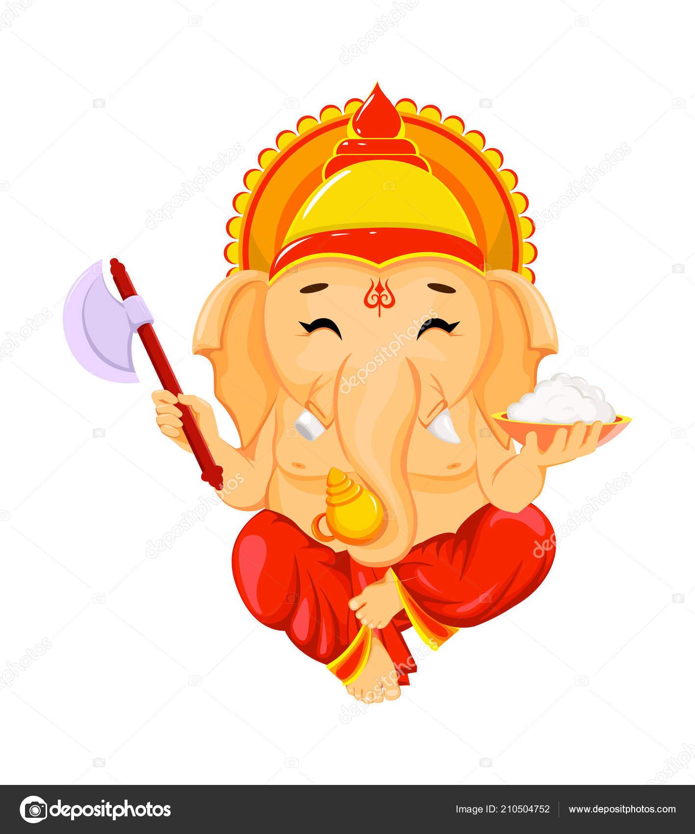 Images: ganesh chaturthi cartoon   Happy Ganesh Chaturthi