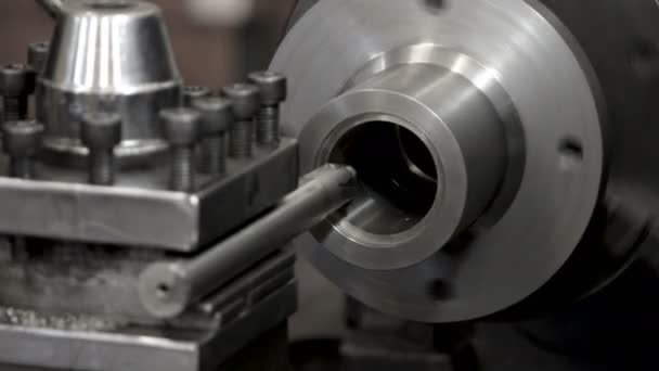 Industrie Drehbank Maschinenarbeit