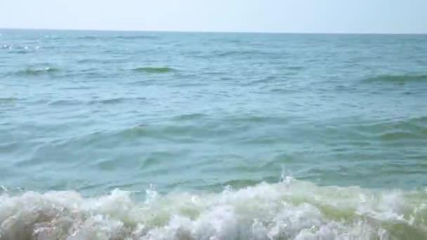 Vlna na moři, oceán. Pláže.
