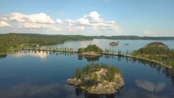 Wonderful landscape of Finland