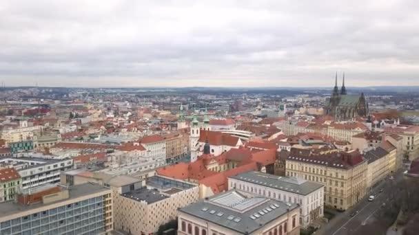 Panoráma města Brna v České republice