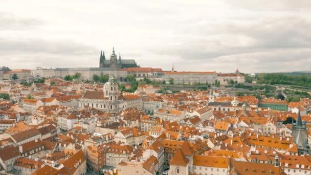panoráma Prahy