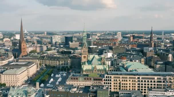 Stadtbild von Hamburg