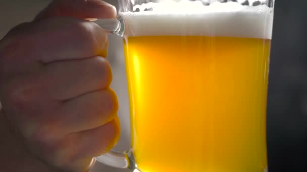 Közelről frissen Brewer sör bögre