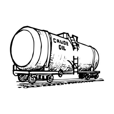 A tank wagon is a special type of railway rolling stock for transportation of liquid and gaseous commodities.