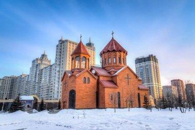 the Church of St. Karapet Armenian Church