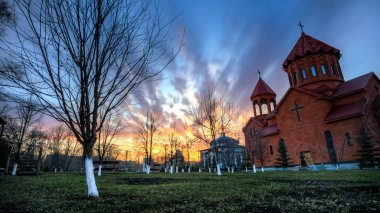 the Church of St. Karapet Armenian Church 2
