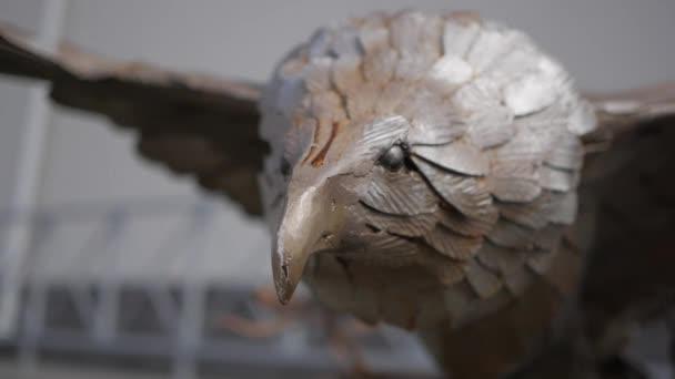 Socha soaring Eagle