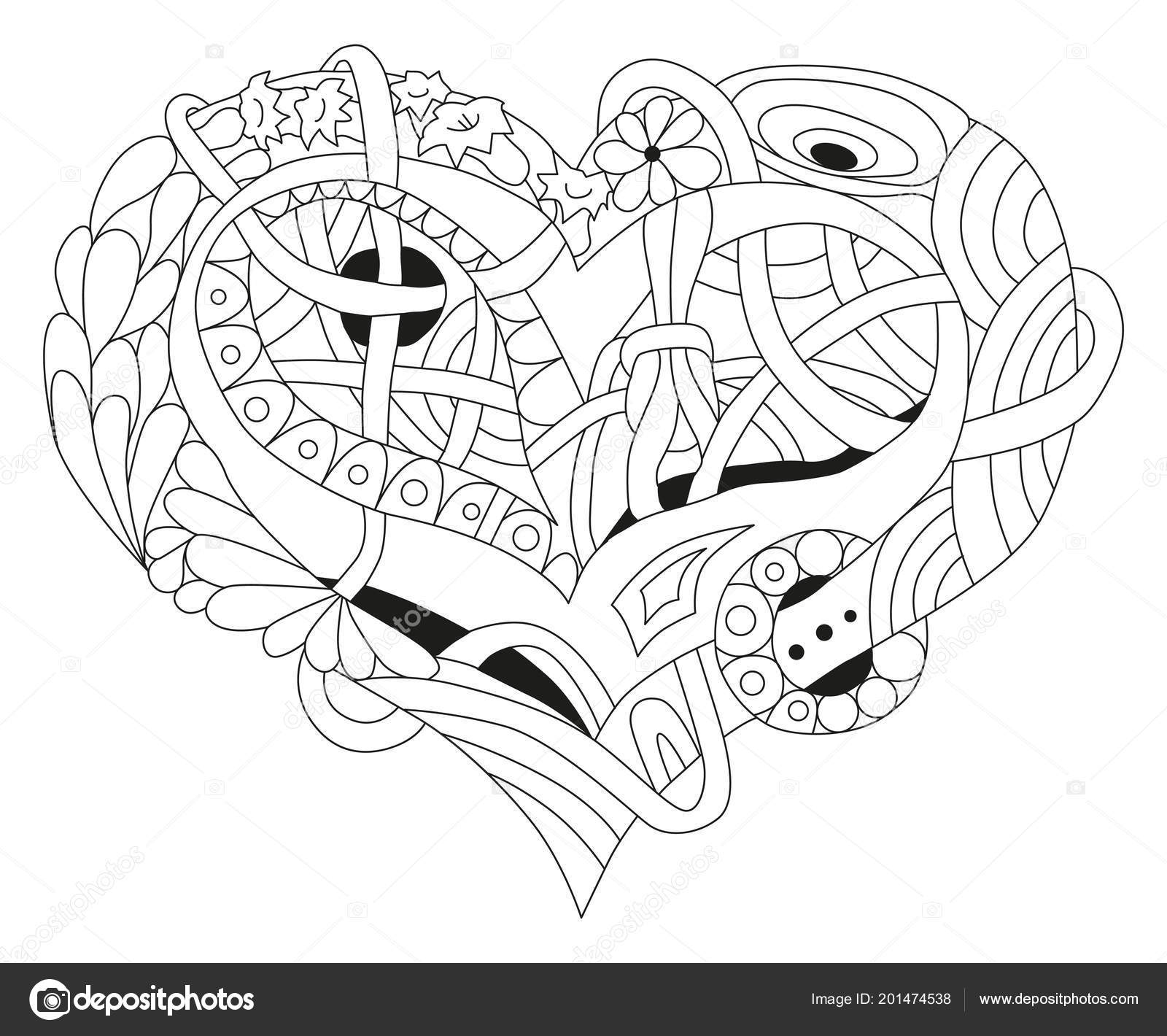 Coloriage Adulte Telecharger.Vector Coloriage Adulte Livre Textures Conception Art Peintes Main