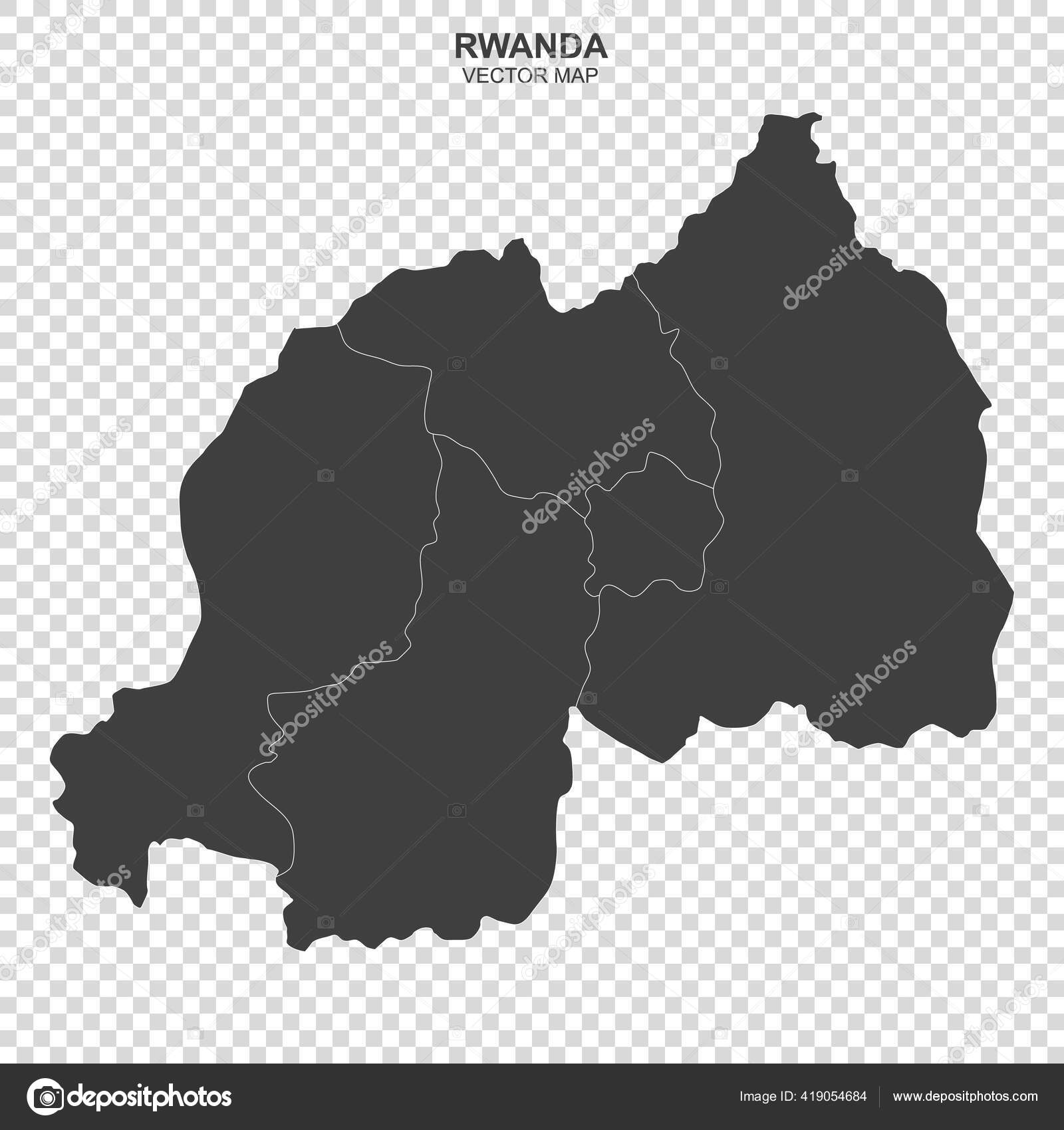 Image of: Map Rwanda Stock Vectors Royalty Free Map Rwanda Illustrations Depositphotos