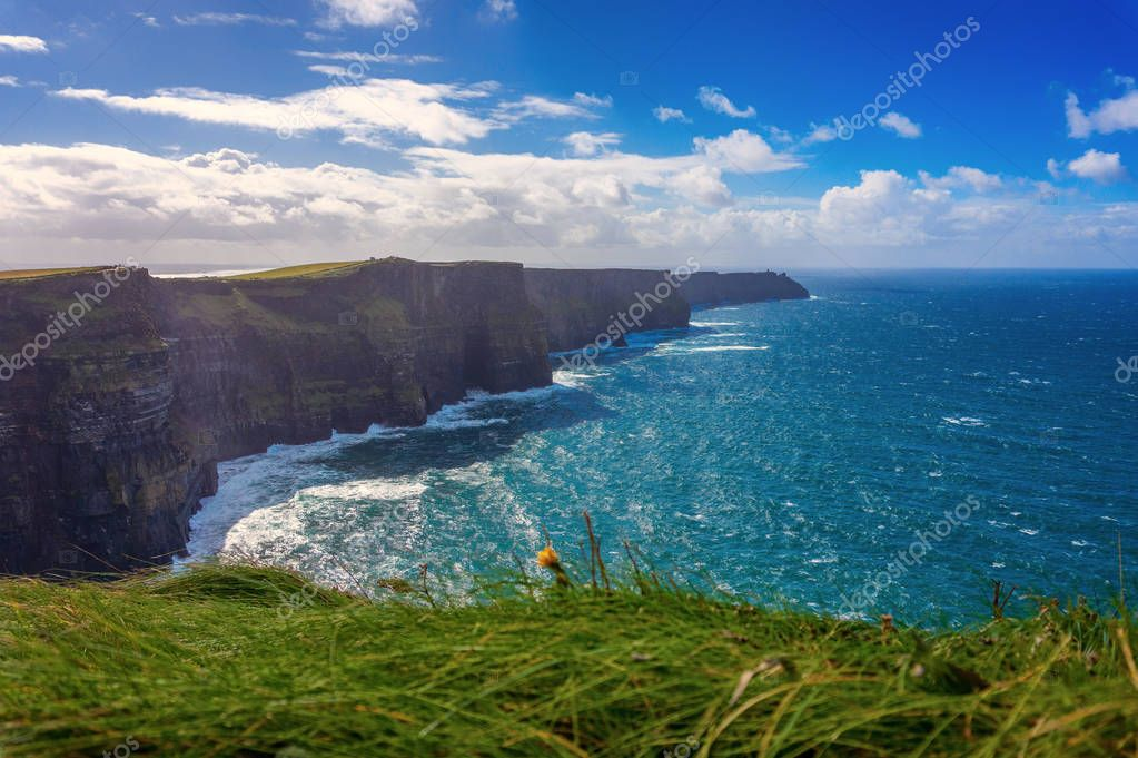Cliffs Of Moher - Tourist Attraction in County Clare, Ireland