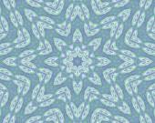 grüne und blaue abstrakte Muster Hintergrund