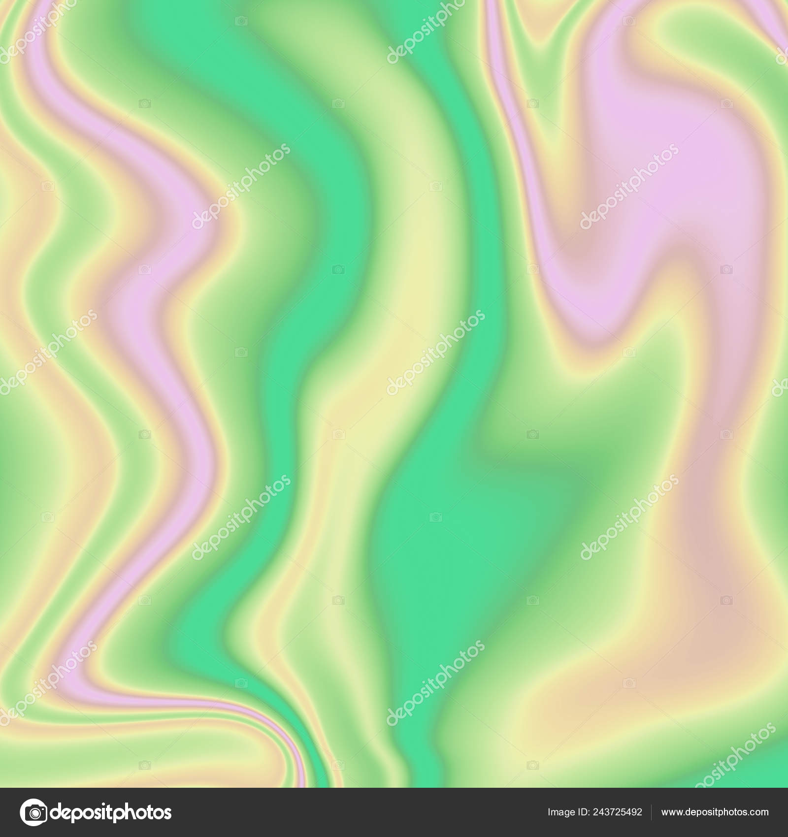 Foil Pastel Pink Yellow Green Colours Abstract Neon Marble Background Stock Photo C Katya Havok 243725492