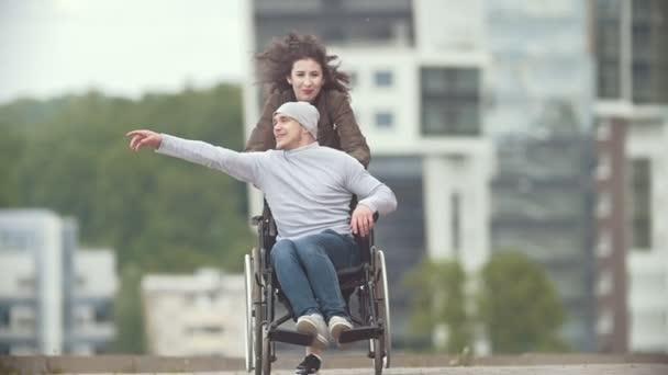 Auch immer mehr Menschen mit Behinderung beginnen mit dem.