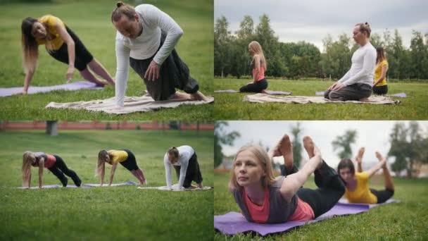 4 in 1: Yoga-Gruppenkurs an der frischen Luft - im Freien