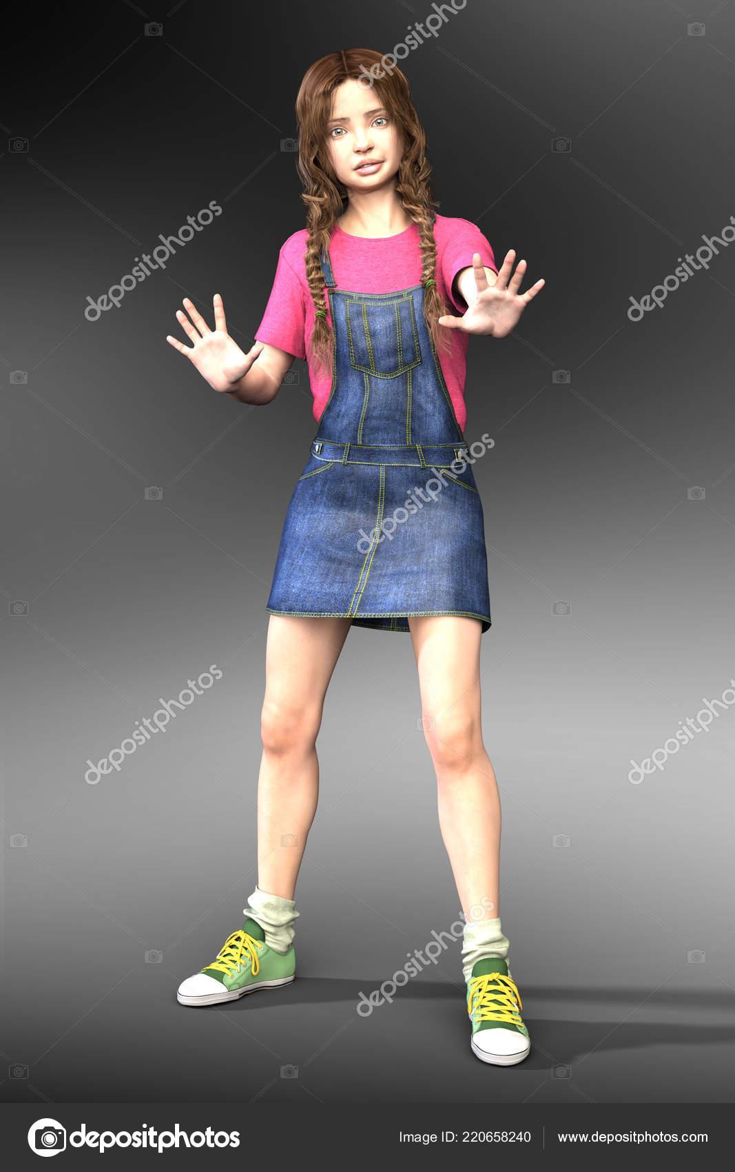 All teen girl action pics 517