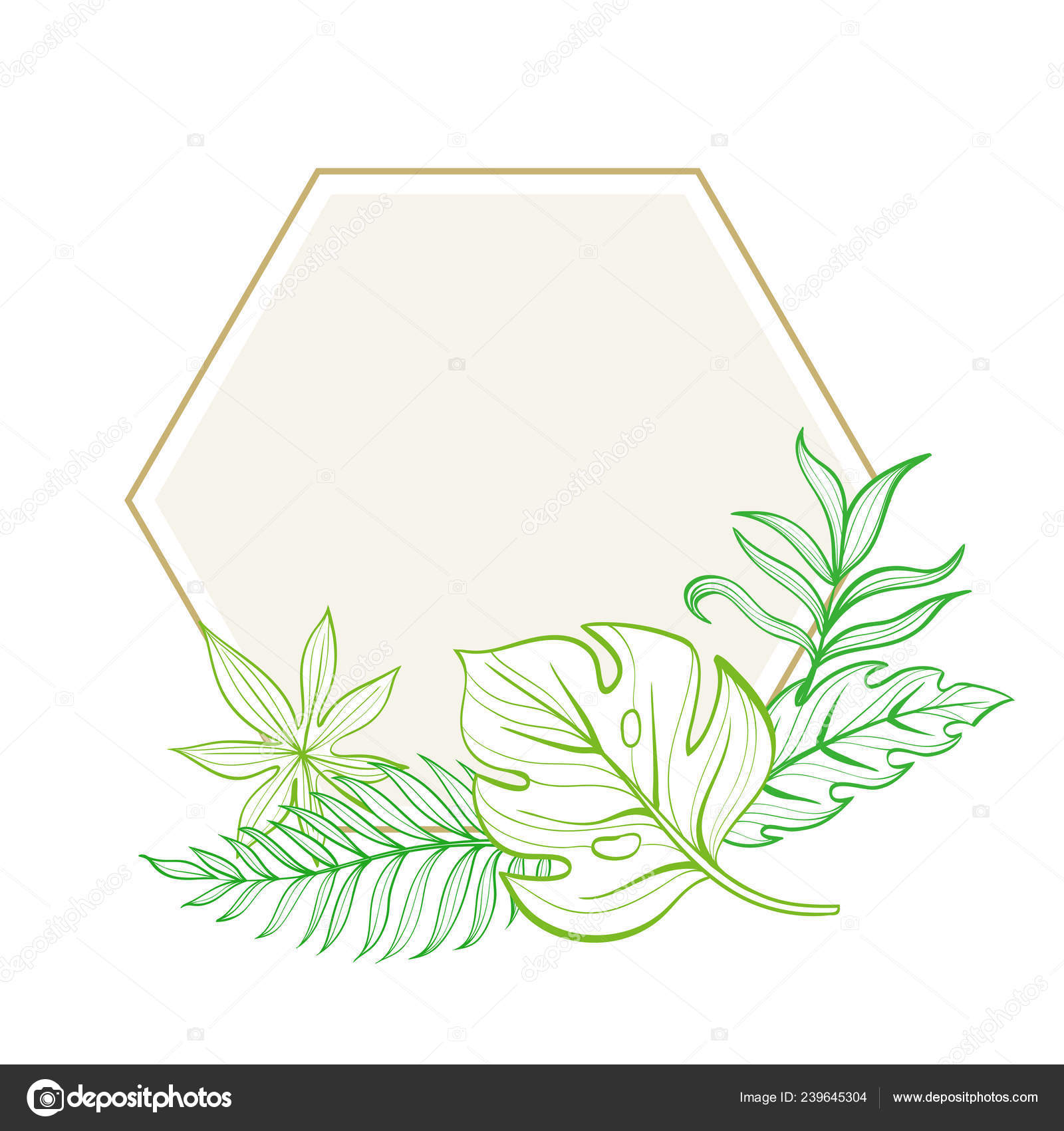 Frame With Tropical Leaves Postcard Hand Drawn Illustration Line Drawing Stock Vector C Elena Al 239645304 Download transparent tropical leaves png for free on pngkey.com. frame with tropical leaves postcard hand drawn illustration line drawing stock vector c elena al 239645304