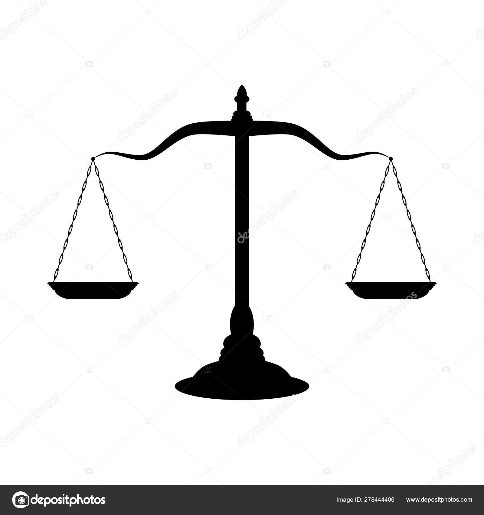 https depositphotos com 278444406 stock illustration scales justice sign court law html