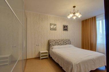 Russia, Novosibirsk - 07 May, 2016: interior room apartment.