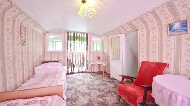 Russia, Moscow- May 27, 2020: interior room apartment modern bright cozy atmosphere. general cleaning, home decoration, preparation of house for sale