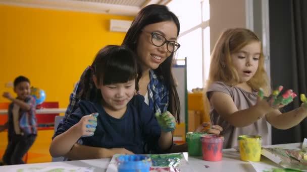 Učitel, rozvoj tvořivosti dětí ve výtvarce