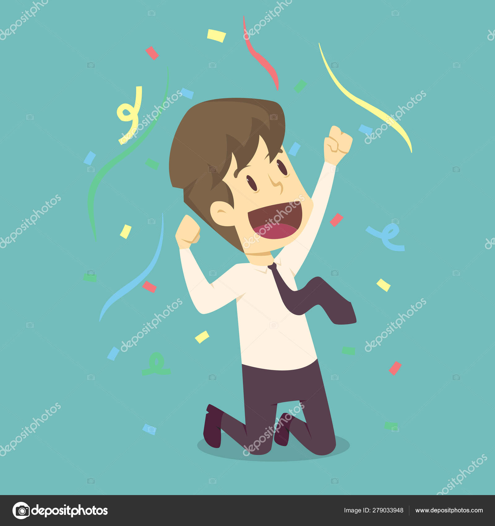 businessman happy in celebration success cartoon of business emp stock vector c doppelganger 52 hotmail com 279033948 businessman happy in celebration success cartoon of business emp stock vector c doppelganger 52 hotmail com 279033948