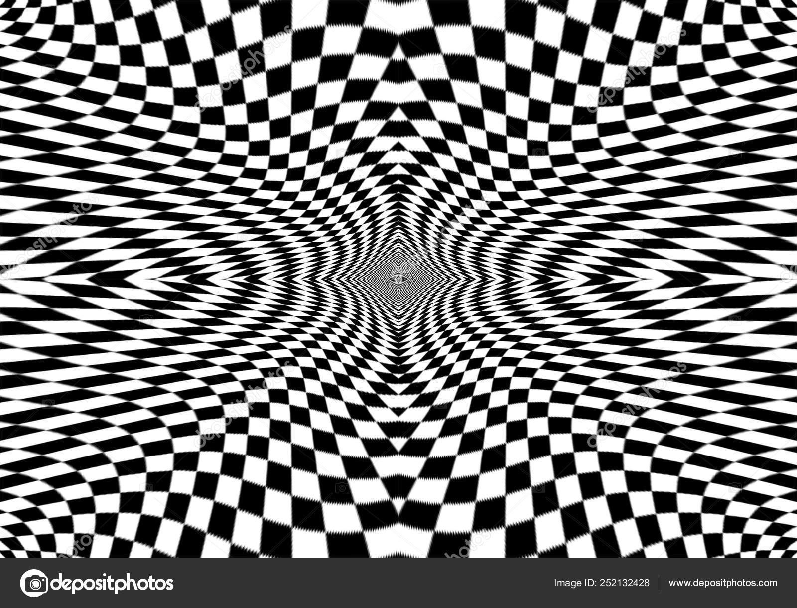 depositphotos 252132428 stock photo hypnotic optical illusion in black