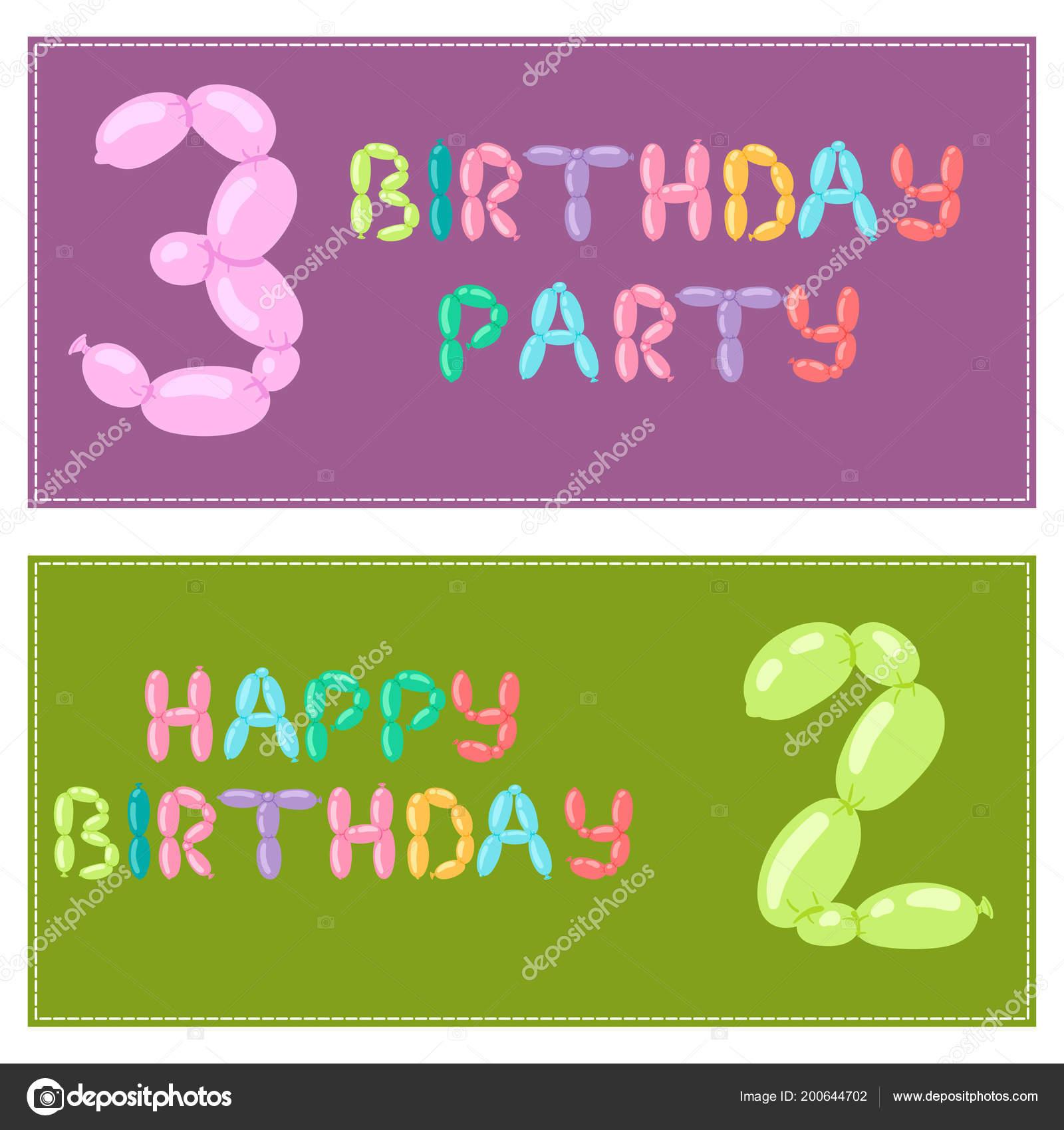English balloon colorful birthday cards vector holidays party english balloon colorful birthday cards vector holidays party education ozone type greeting helium cartoon festive decoration m4hsunfo