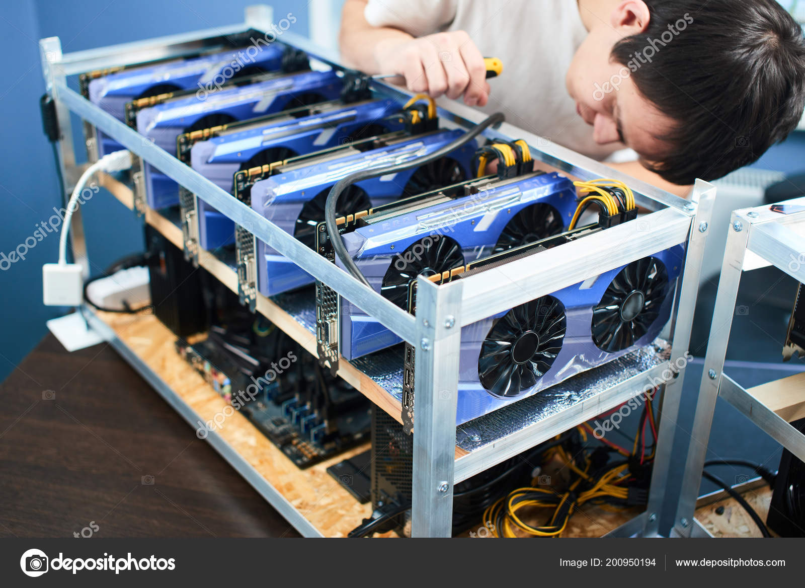 cryptocurrency mining video cards