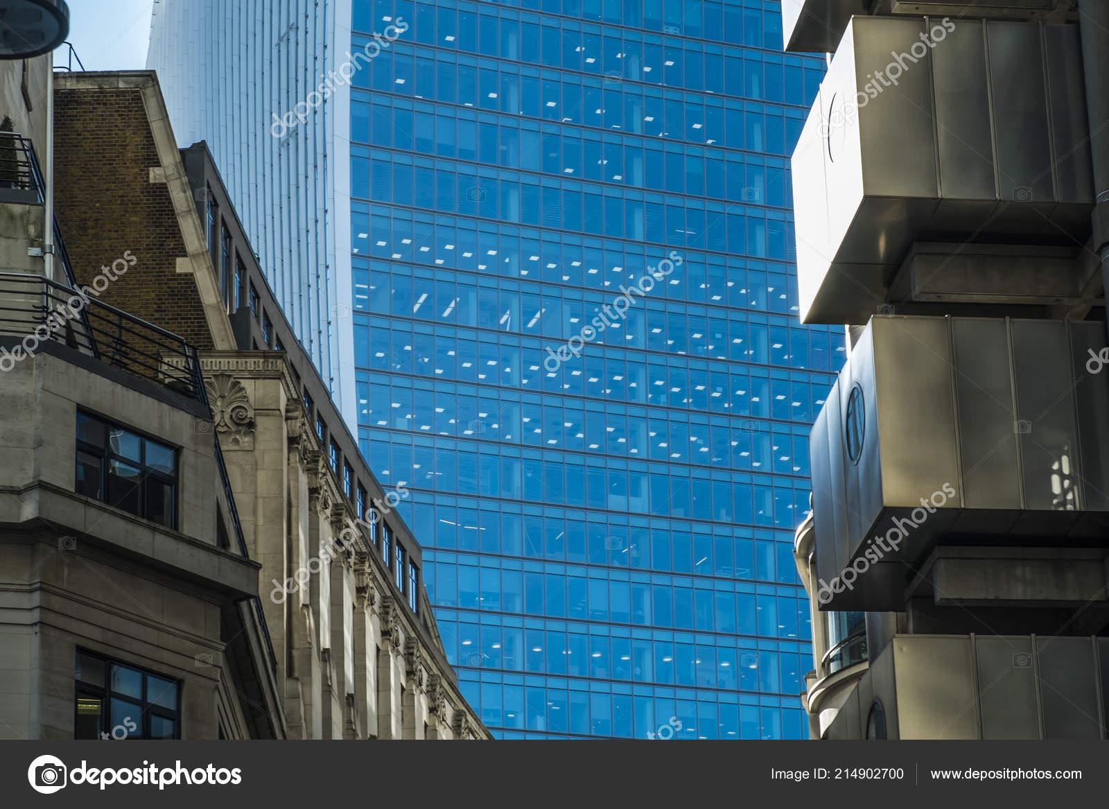 Lieblich Modern London Architecture In The City District U2014 Foto De Jasonrow