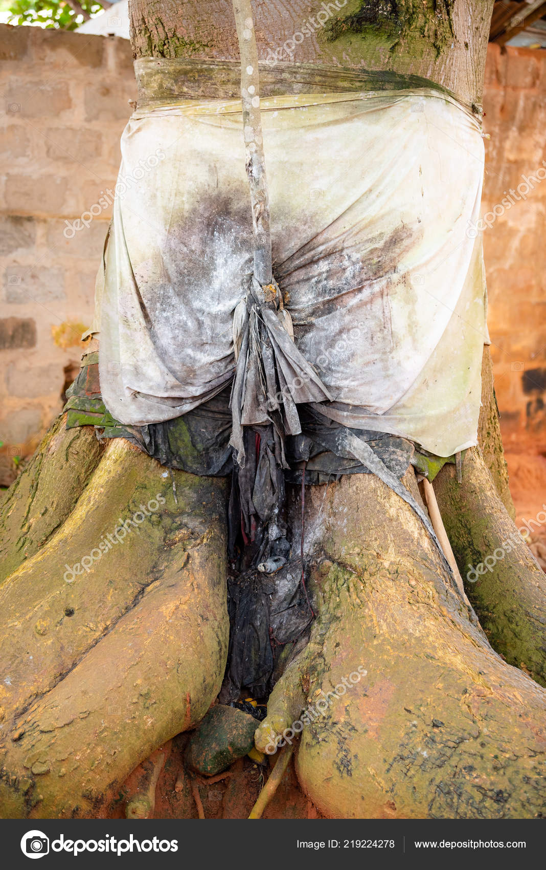 Voodoo Objects Use Rituals Spells Voodoo Religion Togo West