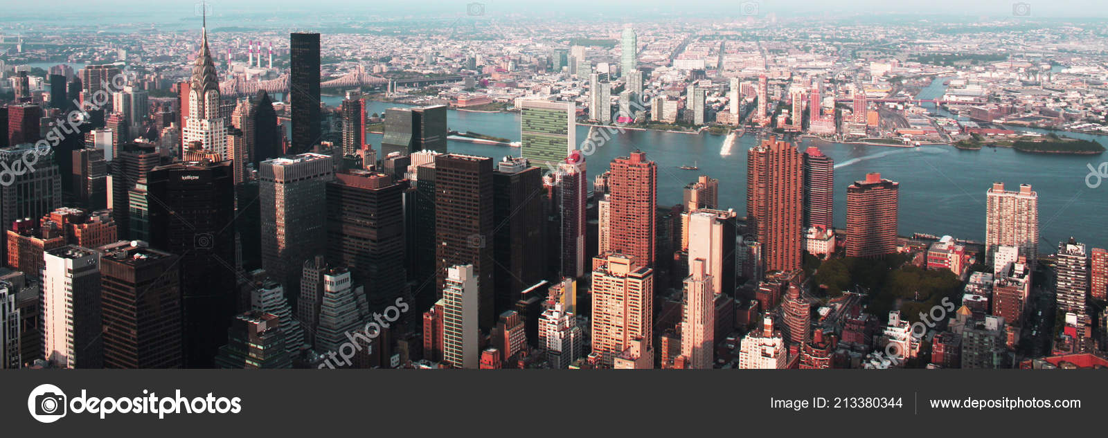 Travel Blog Header Website Header And Banner Of New York Cityscape With Skyscarapers Stock Editorial Photo C Sisterspro 213380344