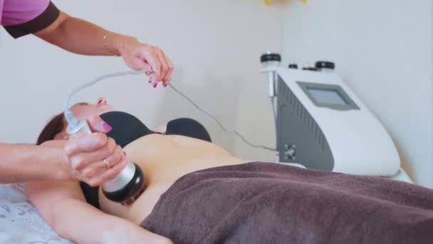 Hardware figure correction. Machine cosmetology. Anti-cellulite massage.