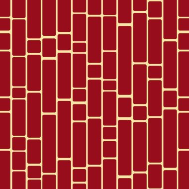Seamless texture of a brick wall pattern for background.