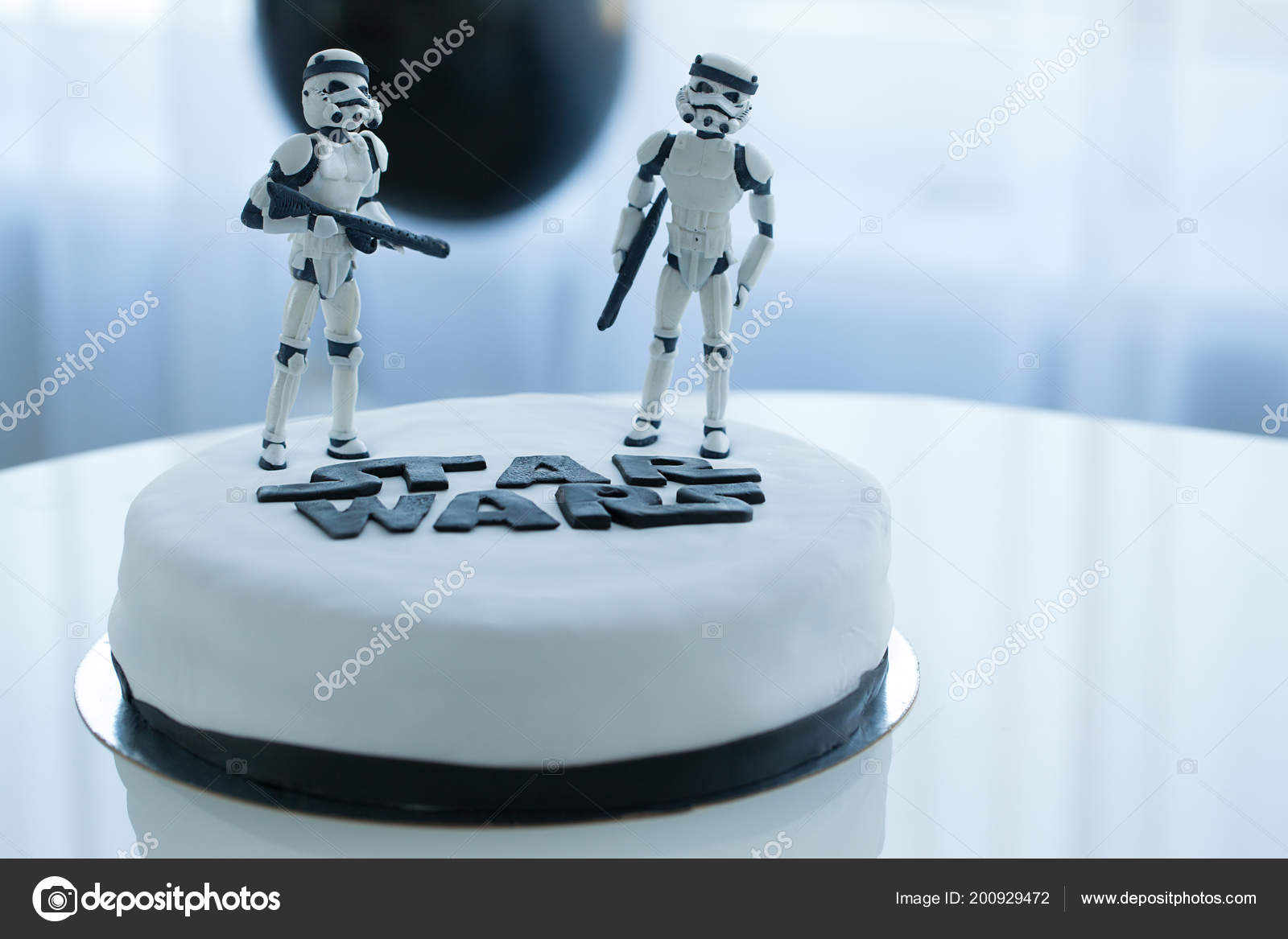 Phenomenal Images Star Wars Birthday Cakes Minsk Belarus 18 January Funny Birthday Cards Online Overcheapnameinfo
