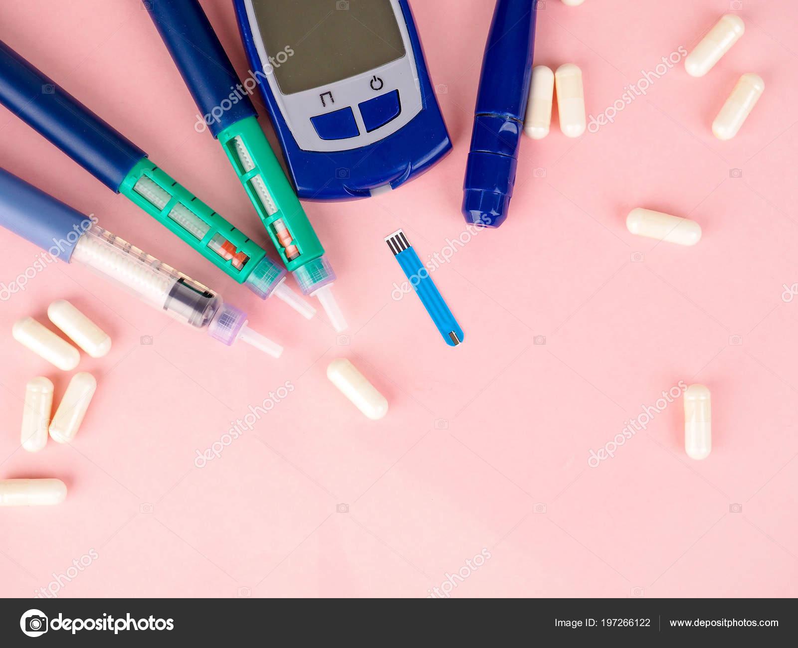 Маркер на сахарный диабет инсулин