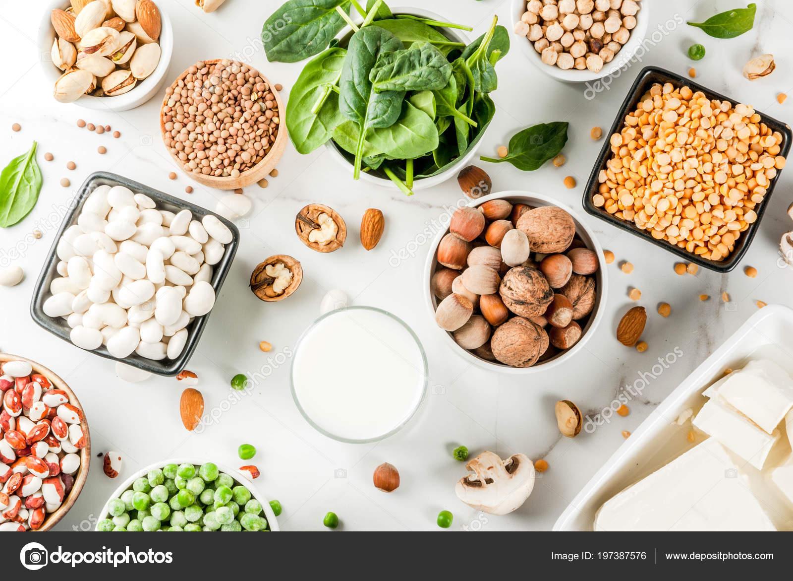 Frutos secos dieta vegetariana