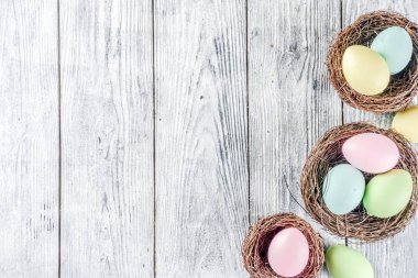 Pastel Easter background