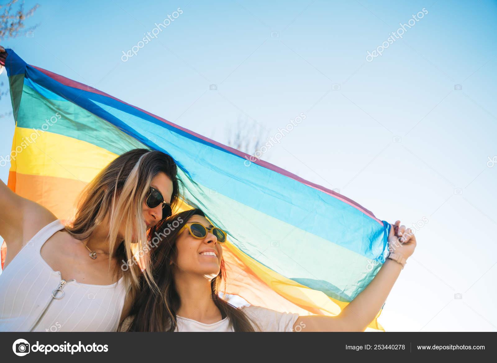bílý lesb