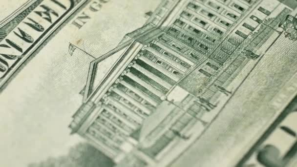 Ten Dollars and U.S. Treasury
